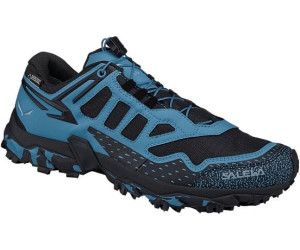 Salewa - WS Ultra Train GTX Black/Blue - Trailschuhe - Größe: 6 6 VL1QdK