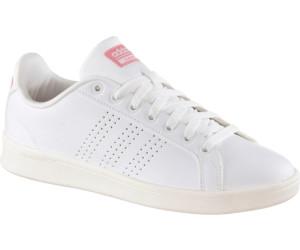adidas neo Cloudfoam Advantage Damen Sneaker weiß bronze F36223
