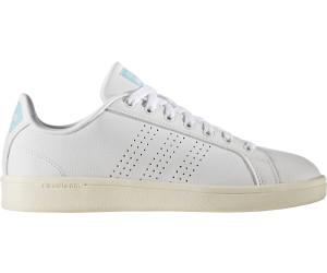 W Clean whiteclear Cloudfoam NEO Advantage footwear Adidas v8wNOm0yn