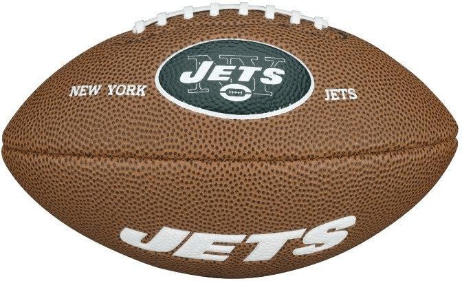 Wilson NFL Team Logo Mini New York Jets