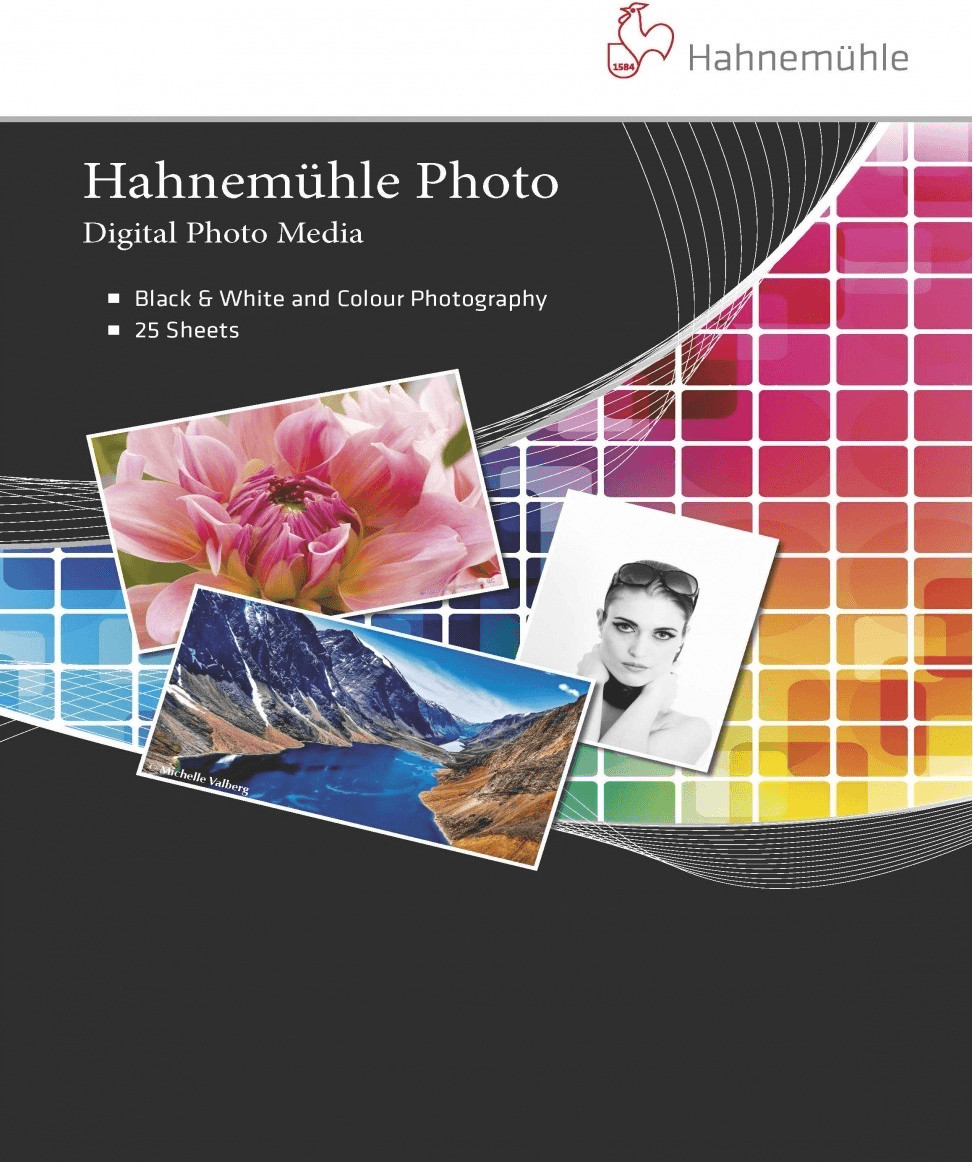 #Hahnemühle Photo Glossy (HAH10641923)#