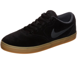 c5145d92a7 Buy Nike SB Check Solarsoft black anthracite gum dark brown from ...