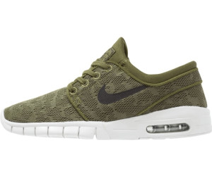 Nike SB Stefan Janoski Max. legion green black pure platinum. Lowest price 766d6b50f31ba