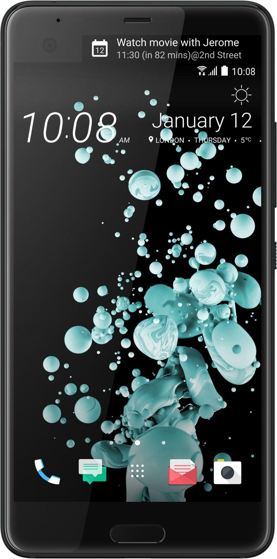 HTC U Ultra 128GB brilliant black