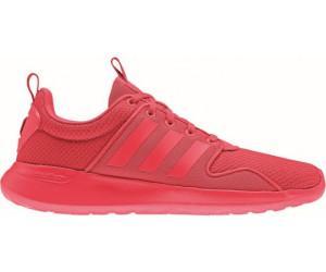 Adidas NEO Cloudfoam Lite Racer shock red au meilleur prix