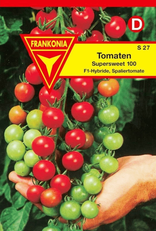 Frankonia Cocktailtomate Supersweet 100 F1