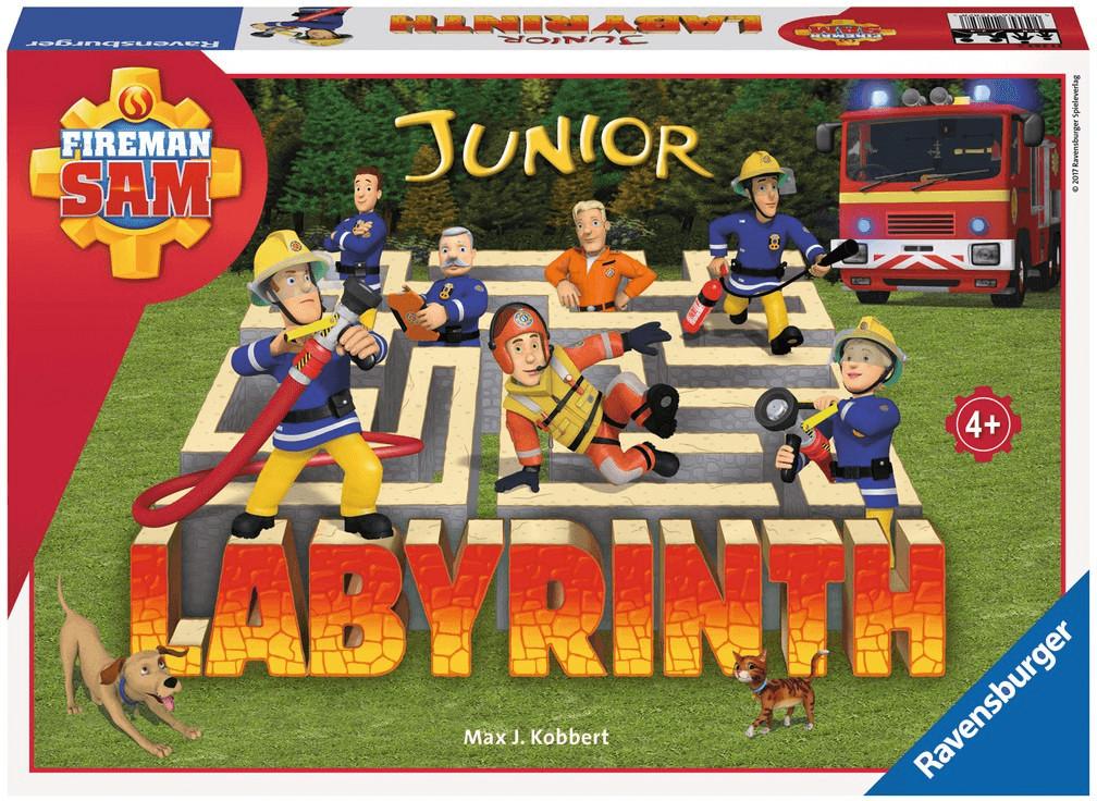 Ravensburger Fireman Sam Junior Labyrinth