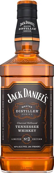 Jack Daniels Master Distiller Series No.3 43%