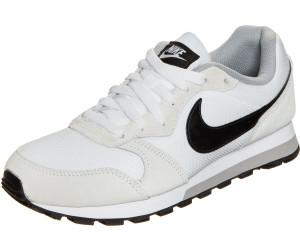 calidad de marca real mejor valorado como encontrar Nike MD Runner 2 Wmns white/black/wolf grey ab 60,23 ...
