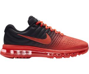 arrives 93aa5 6e215 Nike Air Max 2017 bright crimson total crimson black