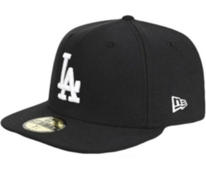 New Era Los Angeles DodgersMLB Basic 59FIFTY black desde 23 36b74519fed