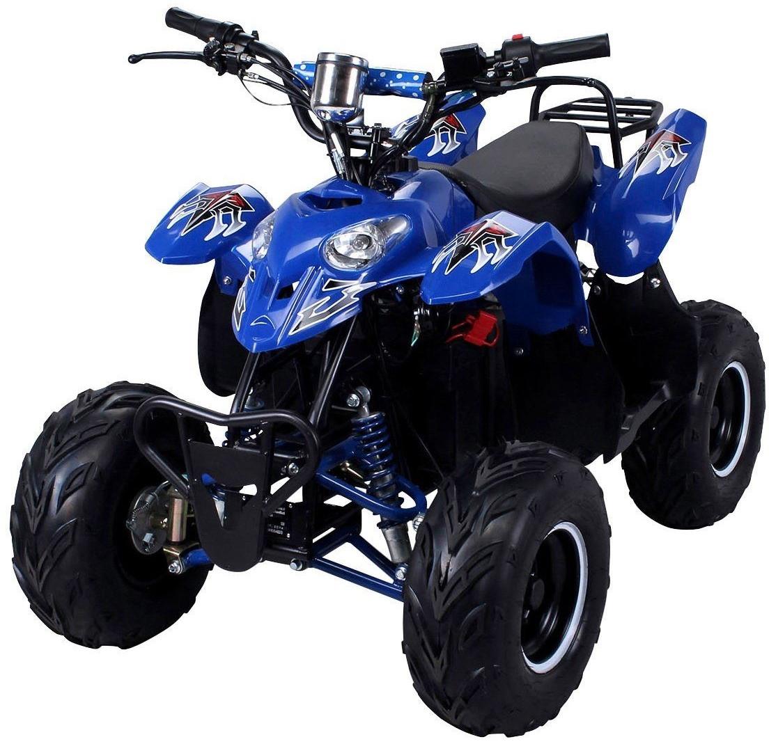 Actionbikes Quad S-5 Polari 1000 W blau