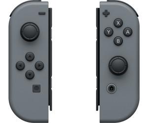 classic fit later best shoes Nintendo Switch Joy-Con paire de manettes grises au meilleur ...