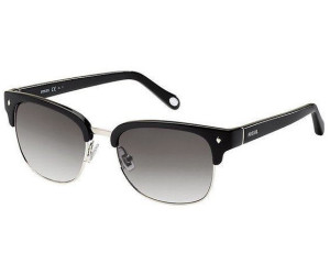 Fossil Herren Sonnenbrille » FOS 2003/S«, schwarz, B1A/Y7 - schwarz/grau