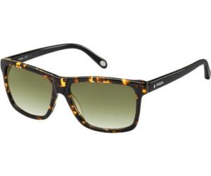 Fossil Herren Sonnenbrille » FOS 2016/S«, schwarz, HXY/DB - schwarz/braun