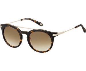 Fossil Herren Sonnenbrille » FOS 2029/S«, schwarz, BG4/F8 - schwarz/grau
