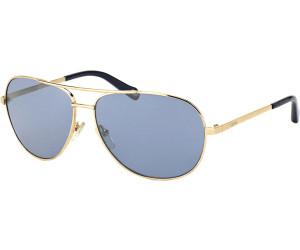 Fossil Damen Sonnenbrille » FOS 3010/S«, goldfarben, AU2/WC - gold/rosa