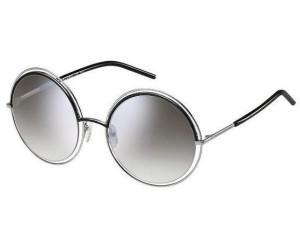 MARC JACOBS Marc Jacobs Damen Sonnenbrille » MARC 11/S«, weiß, 10F/9O - weiß/grau