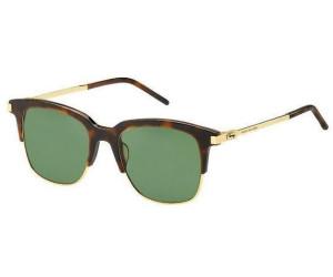 MARC JACOBS Marc Jacobs Herren Sonnenbrille » MARC 138/S«, goldfarben, QUM/DJ - gold/grün
