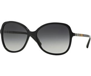 Burberry BE4197 Sonnenbrille Schwarz 30018G 58mm AgssYzQ0p