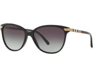 Burberry BE4216 Sonnenbrille Schwarz 30018G 57mm Bn8Ji