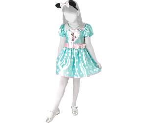 Rubie 's Offizielle Minnie Mouse Hausschuhe für Kinder