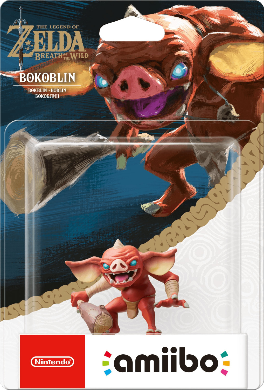 Nintendo amiibo: Bokoblin (The Legend of Zelda Collection)