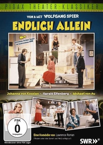 Endlich allein (Pidax Theater-Klassiker) [DVD]