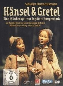 Hänsel & Gretel - Die Theater Edition [DVD]