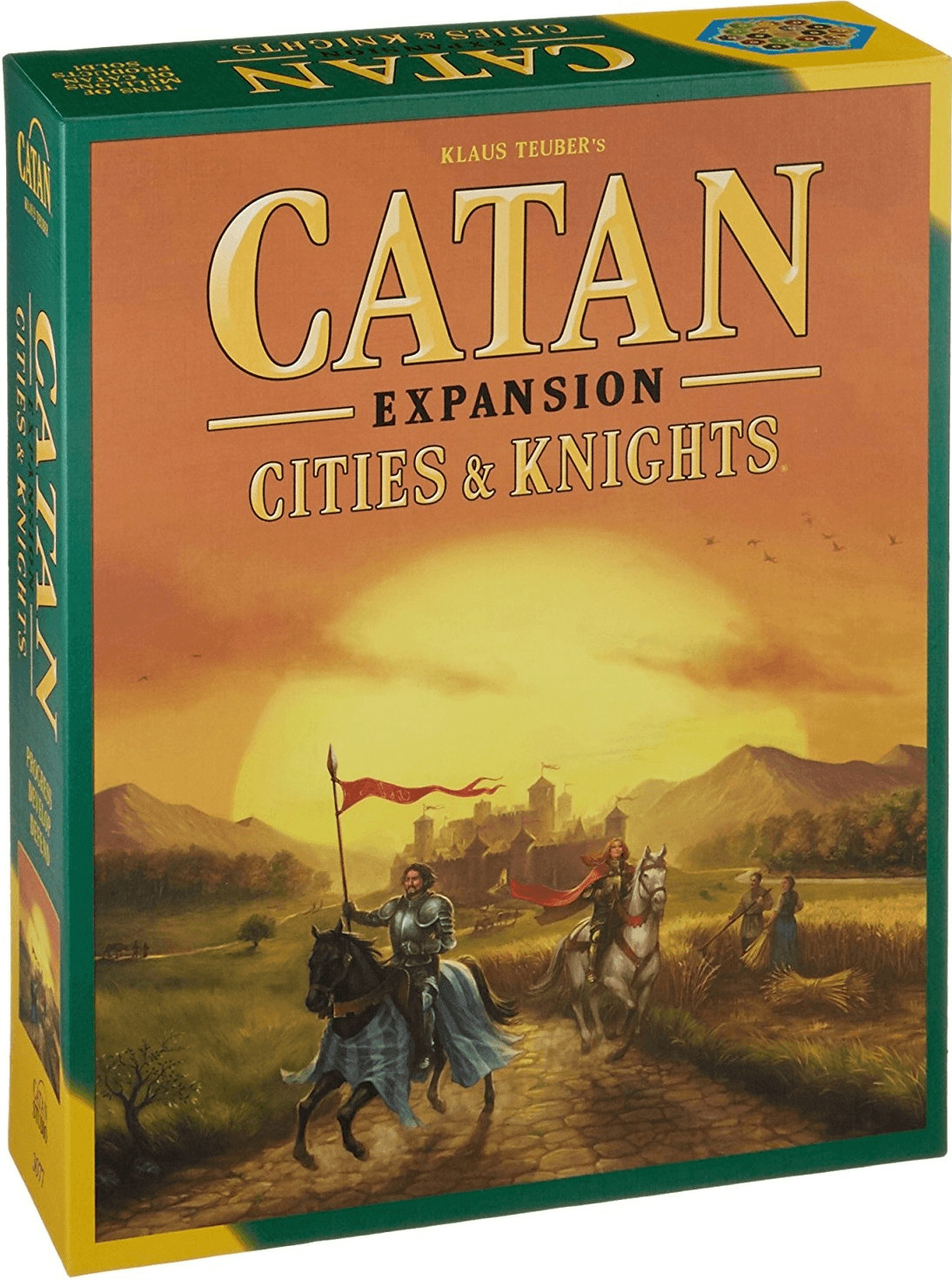 Mayfair Catan Cities und Knights Game Expansion...