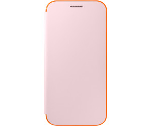 samsung neon flip cover galaxy a5 2017 pink ab 9 90. Black Bedroom Furniture Sets. Home Design Ideas