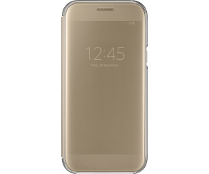 samsung clear view cover galaxy a5 2017 gold ab 17 90. Black Bedroom Furniture Sets. Home Design Ideas