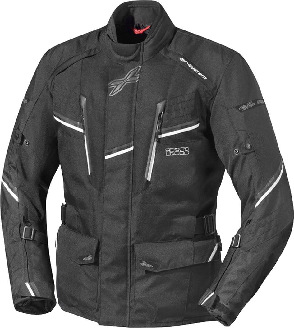 IXS Malawi Jacke schwarz
