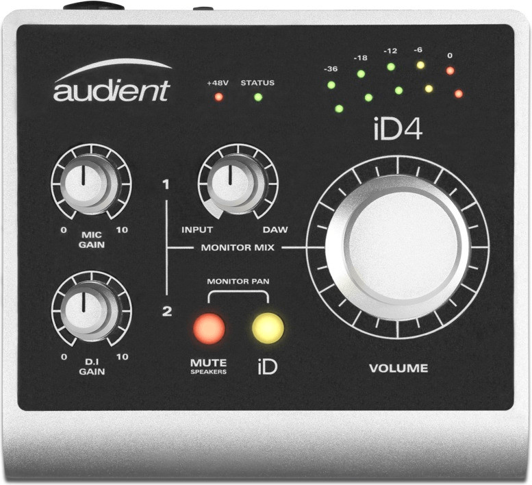Image of Audient iD4