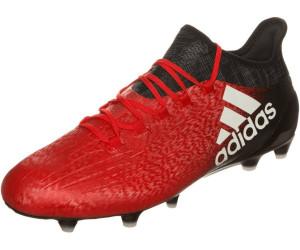 Adidas X 16.1 FG redfootwear whitecore black a € 98,86