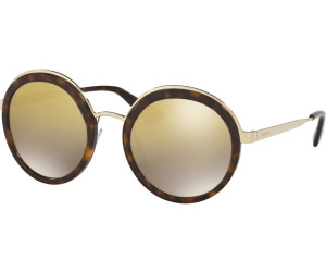 PRADA Prada Damen Sonnenbrille » PR 50TS«, orange, KJN4P0 - orange/silber