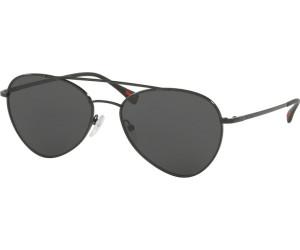 Prada Sport PS50SS Sonnenbrille Schwarz 7AX5S0 57mm DwPFiV