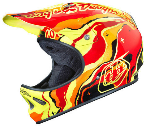 Image of Troy Lee Designs D2 Galaxy