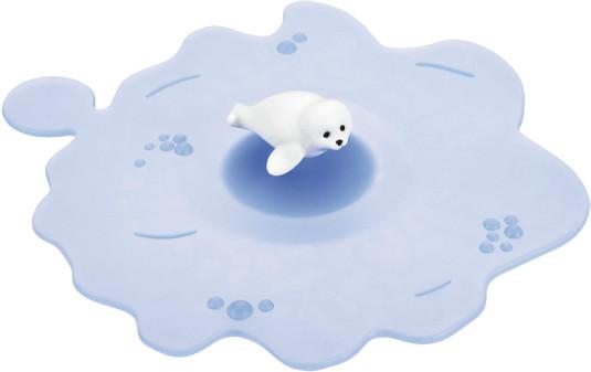 Lurch Getränkedeckel Arctic Robbe