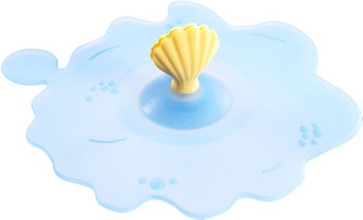 Lurch Getränkedeckel Ozean Muschel
