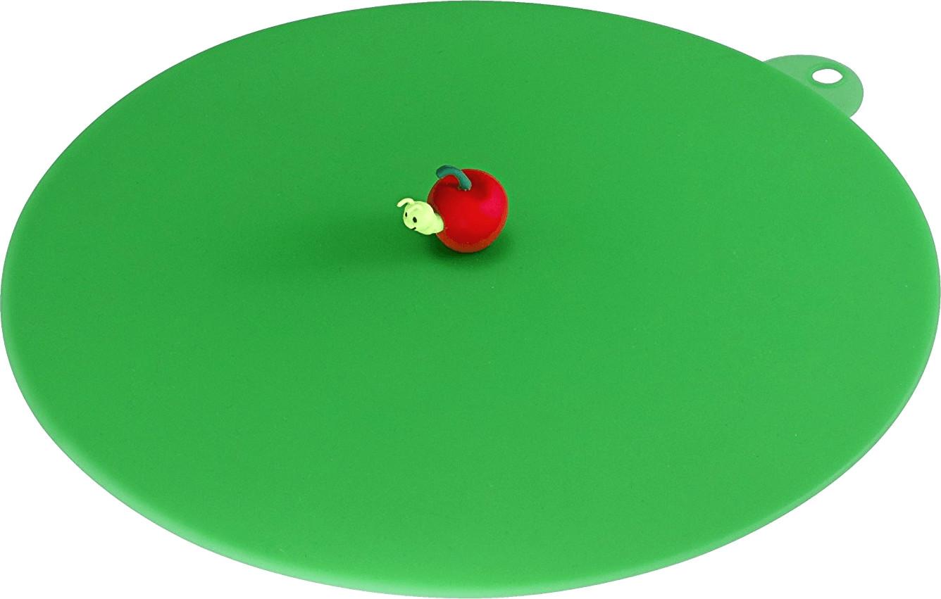 Lurch Getränkedeckel Apfelgriff mit Raupe