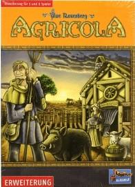 Agricola - Das Kennerspiel