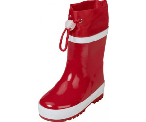 new arrival 95a0f 2a5e0 Playshoes Gummistiefel Basic gefüttert (189330) rot ab 13,30 ...