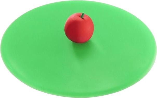 Lurch Getränkedeckel Obst Apfel