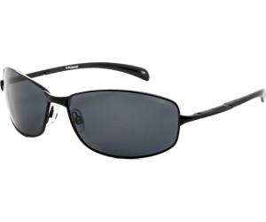 Polaroid Herren Sonnenbrille » P4126«, schwarz, KIH/Y2 - schwarz/grau