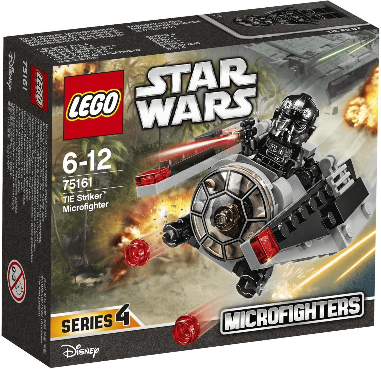 LEGO Star Wars - Microvaisseau Tie Striker (75161)