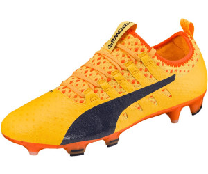 Neongr/ün//Schwarz PUMA Men/'s Evopower Vigor 1 Ag Football Boots