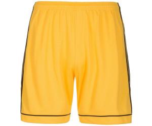 adidas Parma 16 Short ohne Innenslip gelbschwarz
