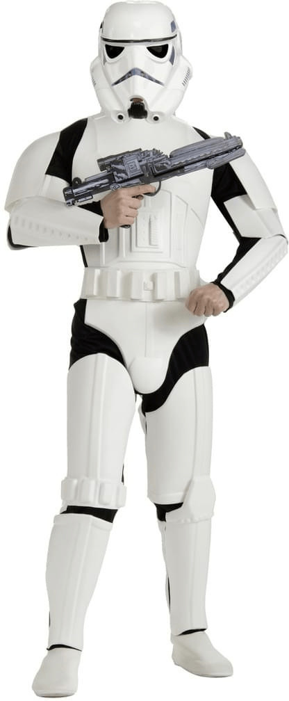 Image of Rubie's Stormtrooper Deluxe Adult STD (888572)