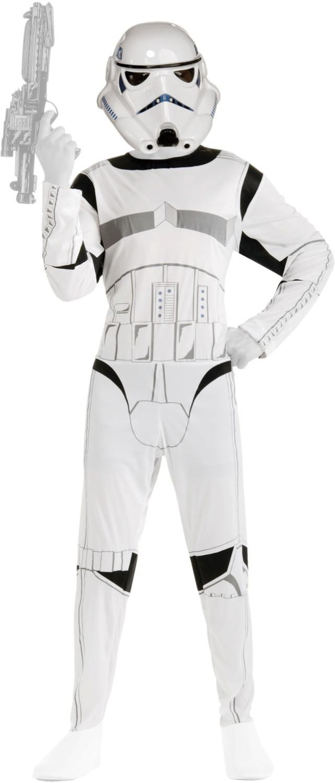 Image of Rubie's Star Wars - Costume Stormtrooper stampato